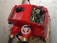 65马力汽油手抬森林消防泵