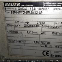 保尔bauer电机BF30系列希而科原装进口低价
