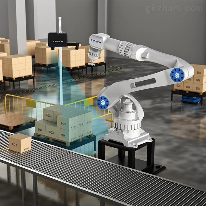 结构光3D视觉系统