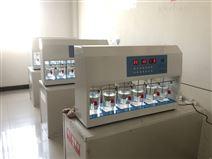 混凝搅拌器-六联混凝试验搅拌机