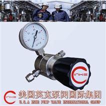 进口小流量钢瓶减压阀规格型号齐全报价查询