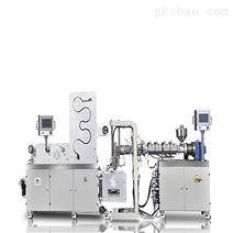 广州普同小型挤出薄膜拉伸流延测试仪非标准