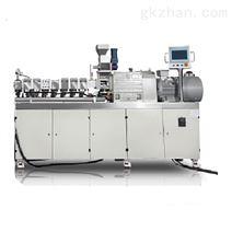 广州普同小型2.5复合材料挤出发泡机非标准