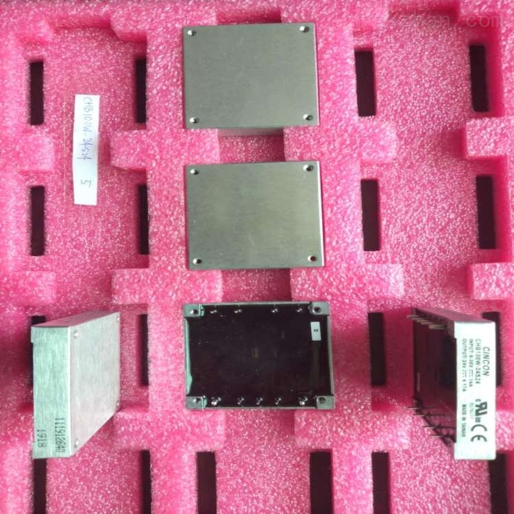 CINCON电源CHB100W-24S24 CHB100W-48S24