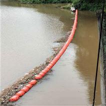 水电站拦污浮筒