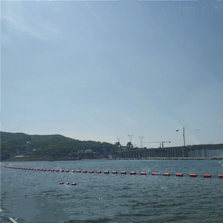 哪里有卖拦污浮筒 江面浮渣拦截排浮体