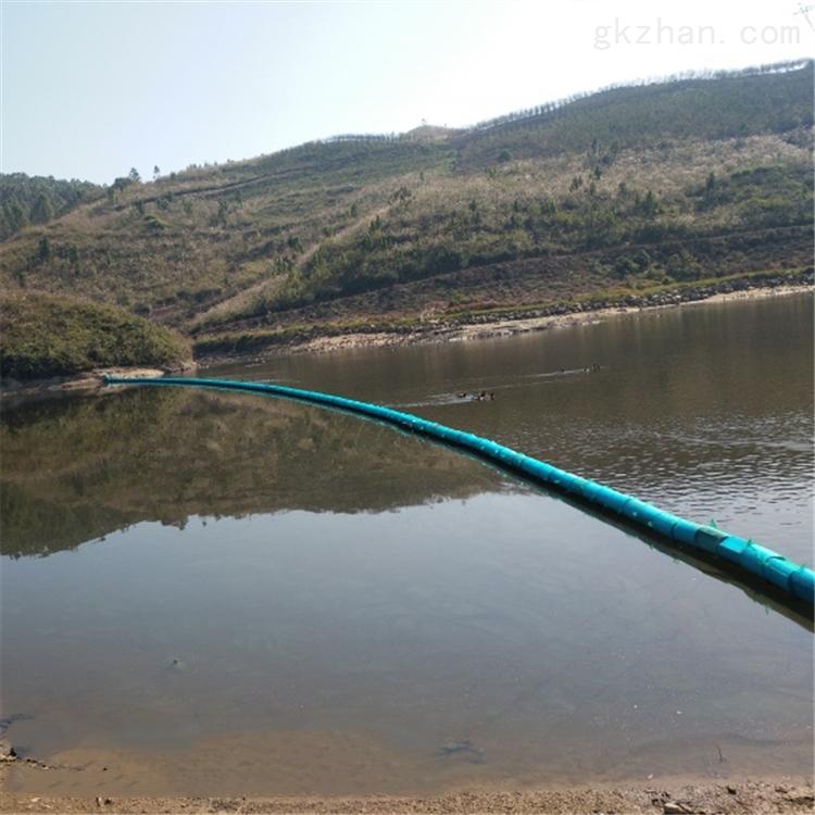 锦阳漂浮拦污器 漂浮穿绳拦截浮排