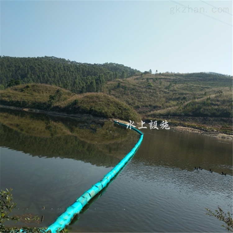 无动力自浮式拦污浮筒 水葫芦垃圾拦截器
