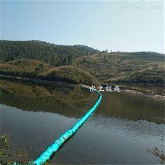 600*1000无动力自浮式拦污浮筒 水葫芦垃圾拦截器