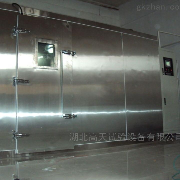 步入式恒温恒湿试验房主要用途