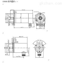 TWK CRD65系列编码器
