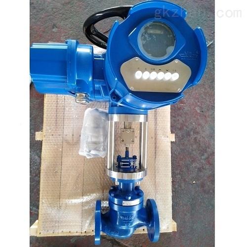 智能电机ZDLP电动调节阀带手轮高精度