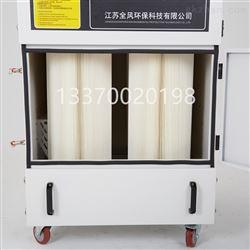 MCJC-5500工业不锈钢抛光打磨除尘器