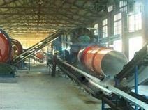 起腾机械复合肥设备生产线