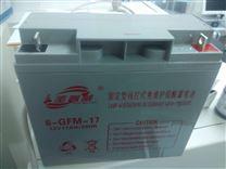 圣普威6-GFM 12V17AH蓄电池应急电源专用