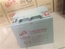 沧州市圣普威6-GFM 12V38AH铅酸蓄电池报价