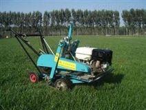园林绿化军鹏大型JQ-350起草皮机