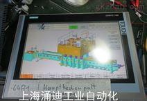 西门子TP1500显示触摸屏进不了系统修理