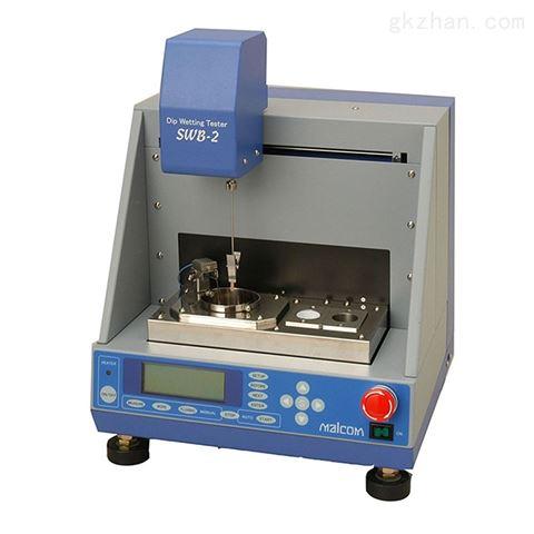 测可焊性SWB-2可用湿润平衡测试法进行试验