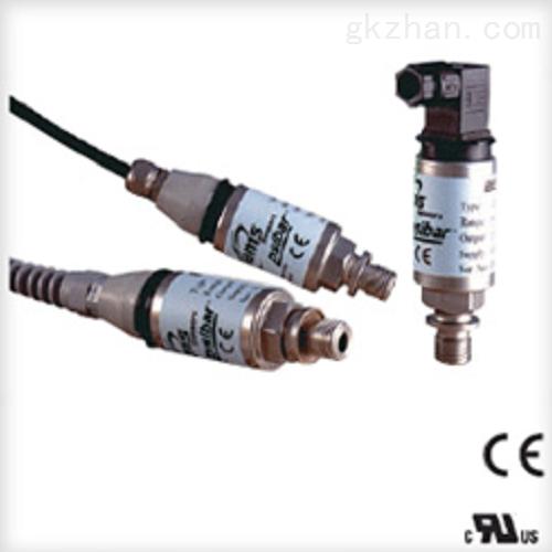 Gems捷迈 1200/1600系列压力变送器