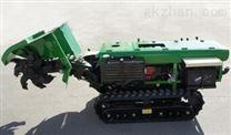 履带式旋耕机 柴油动力 开沟施肥一体机