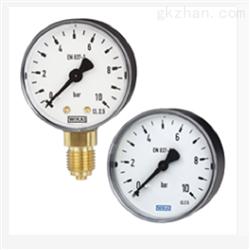 WIKA威卡波登管压力表标准型111.10 111.12