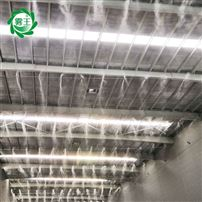 物料堆场喷淋除尘降尘系统
