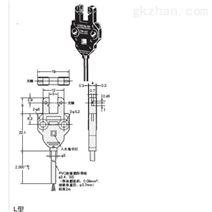 展示欧姆龙/OMRON的直流光型传感器连线