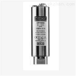 WIKA威卡精密型高级版压力传感器 CPT9000 校准