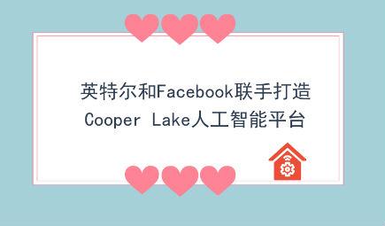 英特尔和Facebook联手打造Cooper Lake人工智能平台