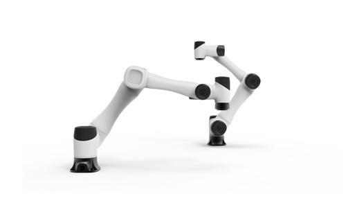 越疆科技携新品协作六轴机械臂亮相德国汉诺威