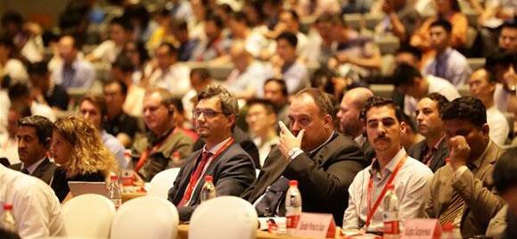 2019全球無人機應用及防控大會開幕式驚艷亮相亦莊國際會展中心