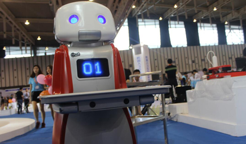 贝索斯:十年内机器人能取代全世界所有仓库岗位