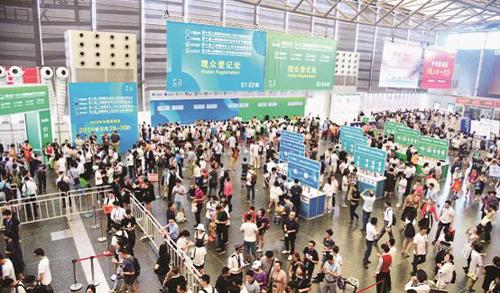 上海化工環保展:推進VOCs治理 助陣藍天保衛戰