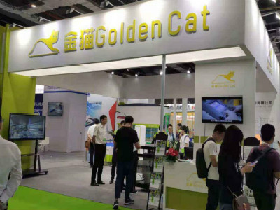 CIROS2019第8屆中國國際機器人展 金貓機器人