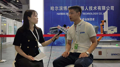 CIROS2019第8届中国国际机器人展 博乐恩