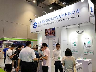 CIROS2019第8届中国注册送28元体验金机器人展 灏喆自动化