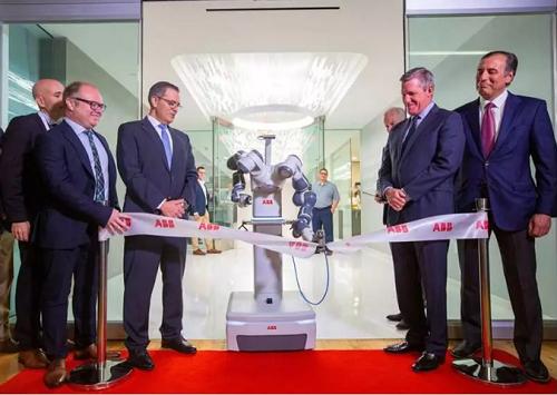 ABB全球首家醫療保健研究中心正式啟用