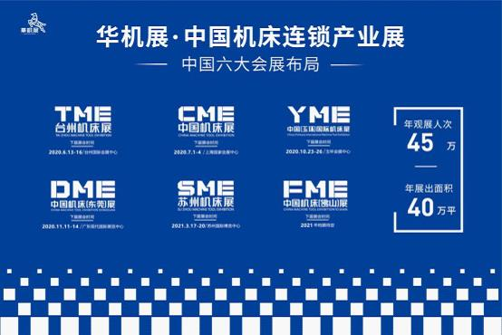 上海国家会展中心复展首场展会:华机展-CME中国机床展