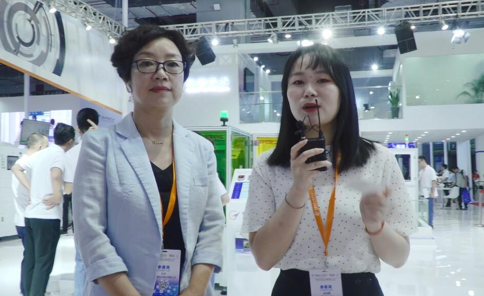 科瑞技术市场总监冯丰接受智能制造网直播采访