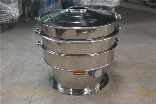 们瓦强轴工业盐三次元振动筛厂家物采营螺大
