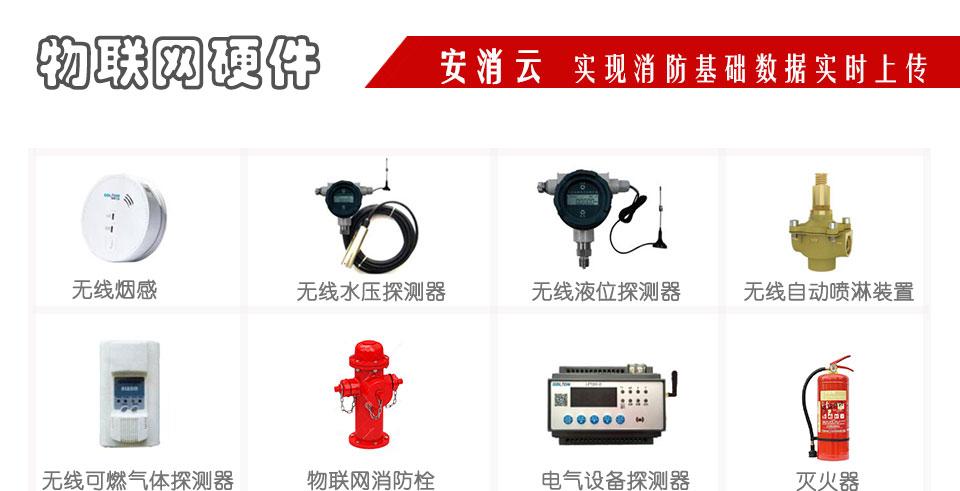 智慧消防物联网硬件产品