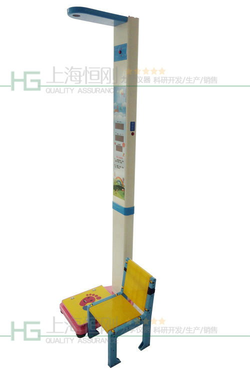儿童身高体重秤图片