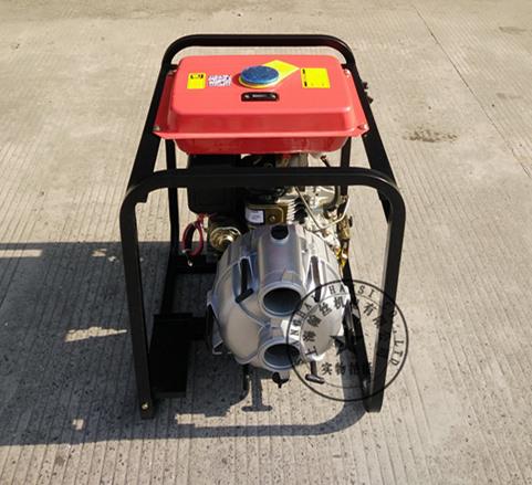 <strong>翰丝3寸柴油机污水杂质泵HS30DPE-W</strong>