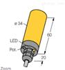 BC15-K34-VP4XTRUCK电感式传感器用户数据表