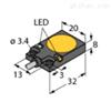 BC5-Q08-AP6X2/S250德TURCK电容式传感器资料