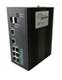 正维WISE3000B带串口工业交换机